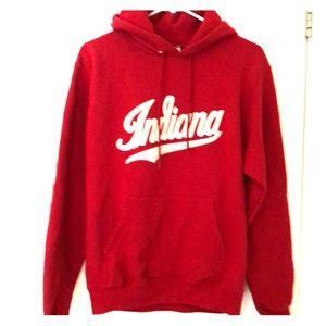 Straight from Indiana University- Real Deal Size S